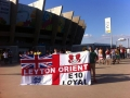 Leyton Orient for ENGLAND gallery